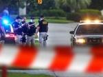 ВоФлориде голый снайпер накрыше здания угрожал расстрелять прохожих