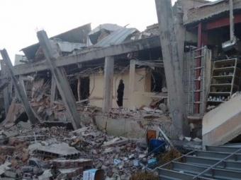 Вдетской больнице вМексике прогремел взрыв, ранены более 50 человек
