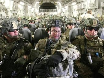 Ваэропорту Кабула убиты 3 солдата армии США