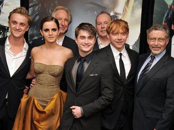 Последняя часть Гарри Поттера бьет все рекорды проката