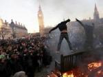 Звезды отреагировали на волнения в Лондоне