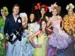 Bal des Fleurs стал главным светским событием уходящего лета