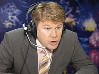 Дмитрия Губерниева наказали за скандал в прямом эфире