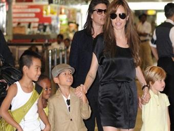 Анджелина Джоли развеяла слухи