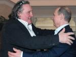 Депардье: французы несчастнее россиян