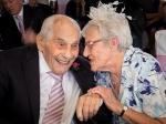 Британские долгожители стали самыми пожилыми молодожёнами вмире