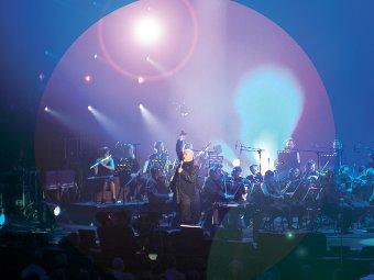 Концерт Питера Гэбриэла покажут в российских кинотеатрах
