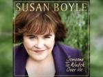 Третий альбом Сьюзан Бойл возглавил британский чарт