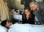 Анжелину Джоли пригласили к сирийским беженцам