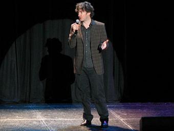 В Петербурге выступит ирландский комик Дилан Моран