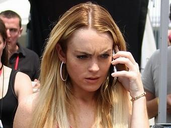 Актрису Линдсей Лохан арестовали в Нью-Йорке