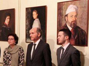 В Риме открылась персональная выставка Екатерины Рождественской