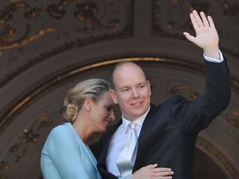 В Монако прошла королевская свадьба