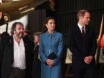 Королевская чета Великобритании встретилась с режиссёром «Властелина колец»