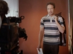 В рекламе отечественного пива «Сибирская корона» принял участие Дэвид Духовны