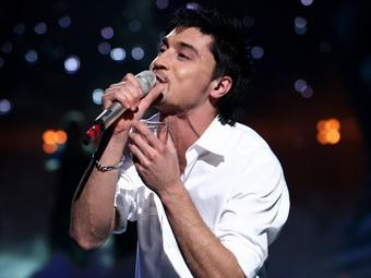 Билана признали наиболее популярным русскоязычным исполнителем песен за прошедшие десять лет