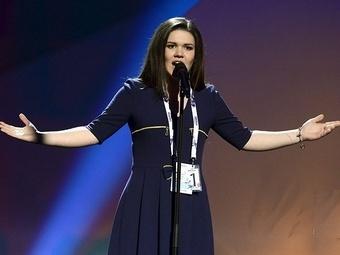Дина Гарипова немного похулиганила на своем концерте в Казани