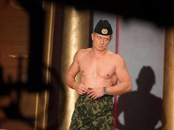 Создатели «Железного неба 2» продемонстрировали тизер, где танцует В. Путин