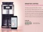 ВБритании стартовал прием предзаказов наWi-Fi-кофемашины