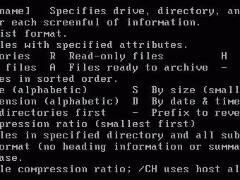Microsoft отпраздновал тридцатилетие системы MS-DOS