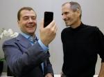 Хакеры смолотка продают информацию сосмартфонов Медведева