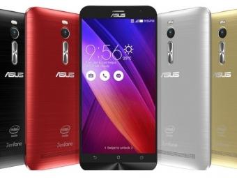 «Живые фото» Asus ZenFone 2