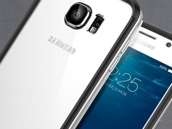 Фото Samsung GALAXY S6— Утечка