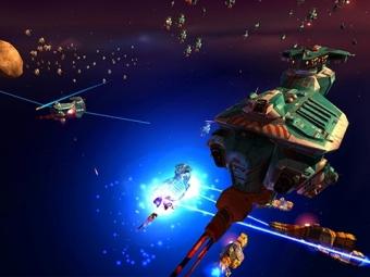 Ролик Homeworld Remastered Collection знакомит сигровой историей, вселенной игеймплеем