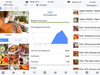 Число: сколько уFacebook рекламодателей