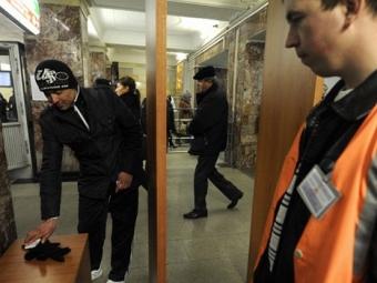 Приступили кработе четыре мобильные группы службы безопасности пометро