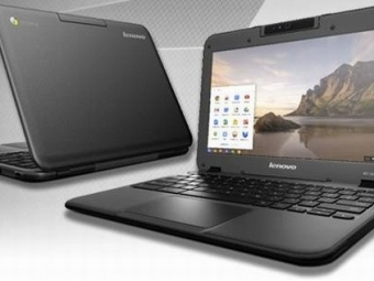 Lenovo анонсировала ноутбук N21 Chromebook спроцессором Intel Bay Trail