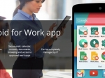 Android for Work — корпоративный режим для Android