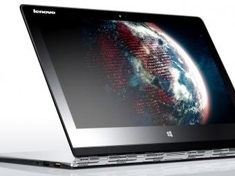 Ультрабуки-перевертыши Lenovo Yoga 3 сдиагональю 11 и14 дюймов выходят вРоссии