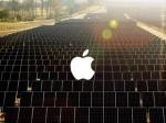 Apple инвестирует взеленую энергию