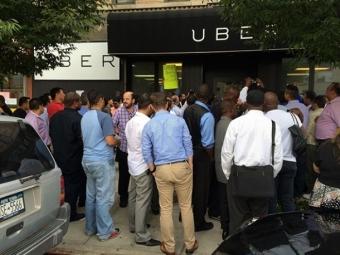 Uber покупает поисковый сервис— СМИ