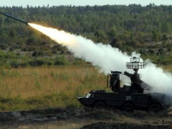 Дальняя ракета для системы ПВО С-300В4 принята навооружениеВС России