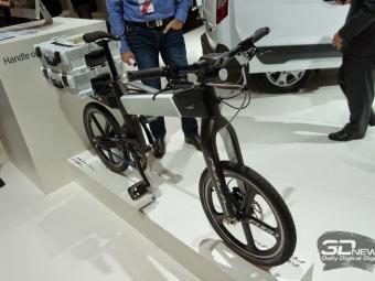 Ford представила прототипы умных электровелосипедов