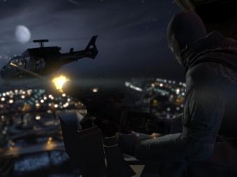 Grand Theft Auto V— Состоялся выход обновления Heists