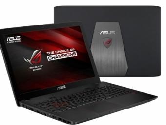ASUS презентует бюджетный ноутбук наплатформе ChromeOS