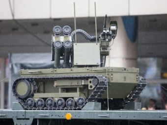 Американские СМИ: Навооружении вроссийской армии будут состоять роботы