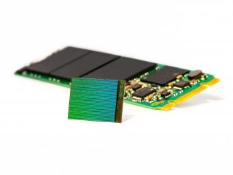 Американцы создали технологию, которая позволит оснащать ноутбуки десятками терабайт памяти
