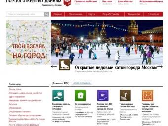 Ежеквартальная посещаемость Портала открытых данных Москвы выросла в8 раз