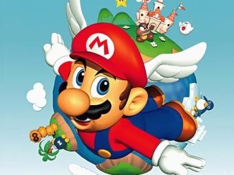 Игру Super Mario 64 HDпортировали наiPhone 6