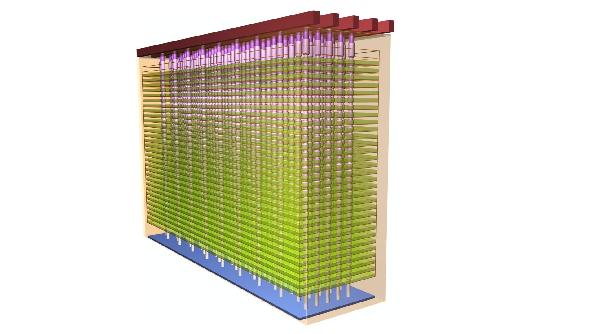 Благодаря флэш-памяти 3D NAND могут появиться 10 ТБSSD-накопители