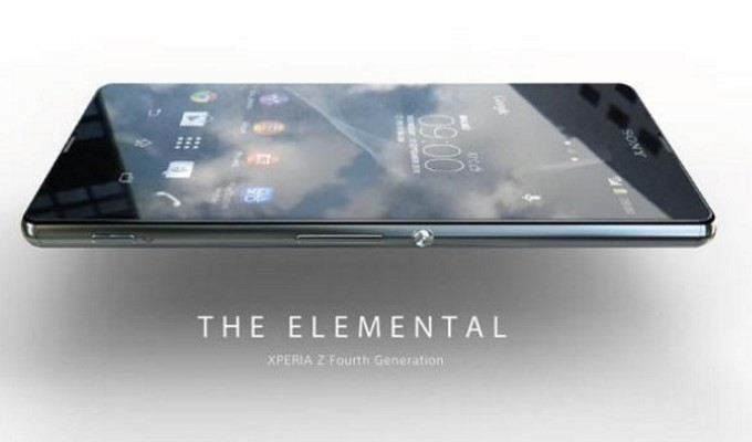 Рассекречены спецификации Sony Xperia Z4