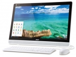 Компания Acer представила новый сенсорный моноблок