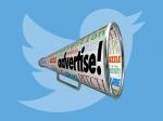 Впрофилях пользователей Twitter появилась реклама
