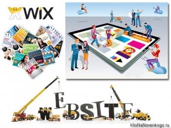 Программа создания сайтов Wix с9апреля прекращает обслуживание Крыма