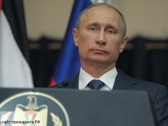 Нет информации опланах Путина завести аккаунт всоцсетях— Кремль
