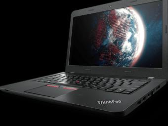 Ноутбуки Lenovo ThinkPad E450, E550 иE555 вышли впродажу вРоссии
